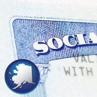 alaska a Social Security card