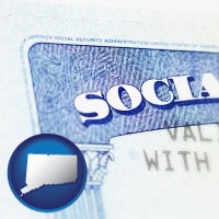 connecticut a Social Security card
