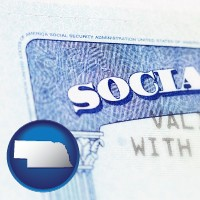 nebraska a Social Security card