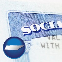 tennessee a Social Security card
