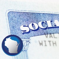 wisconsin a Social Security card