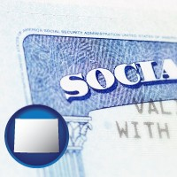 wyoming a Social Security card